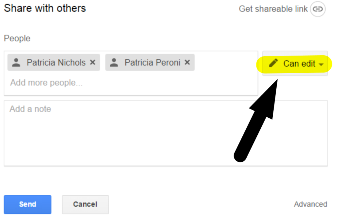 how to change profile picture on google docs